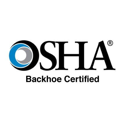 Backhoe-Certified